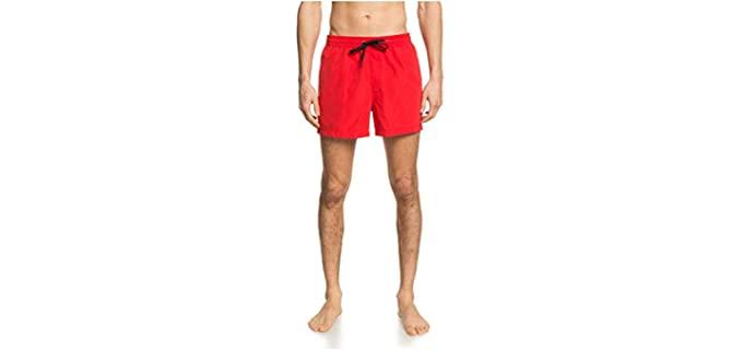 Quicksilver Men's Everyday - Love Handle Hiding Swim Trunks