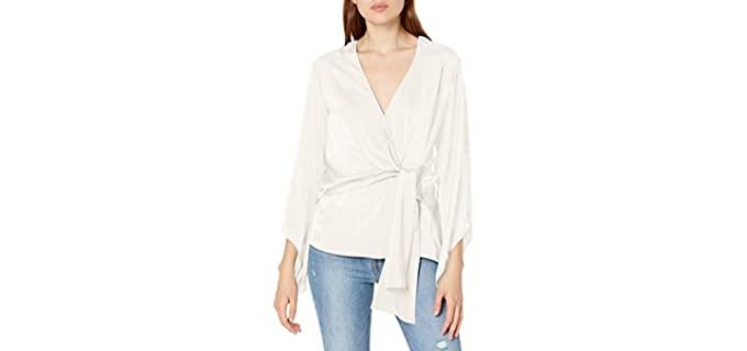 Ramy Brook Women's Cassandra - Wrap Shirt