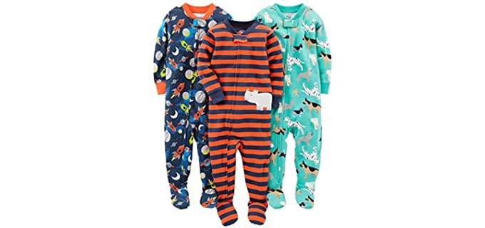 Simple Joys Baby Boy's Carter's - Onesie Pyjamas