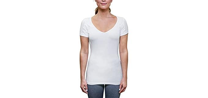 Thompson T Women's Undershirt - Sweat Proof T-Shirt