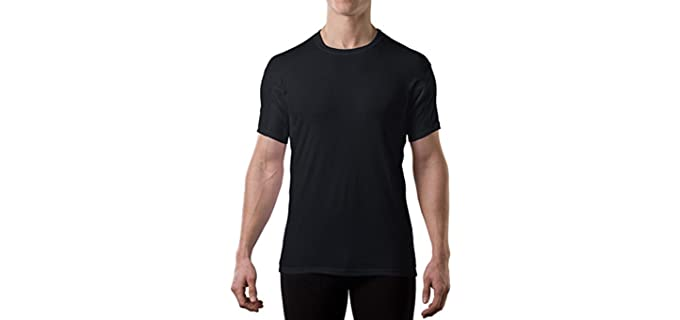 Thompson T Men's Undershirt - Sweat Proof Undershirt and T-Shirt