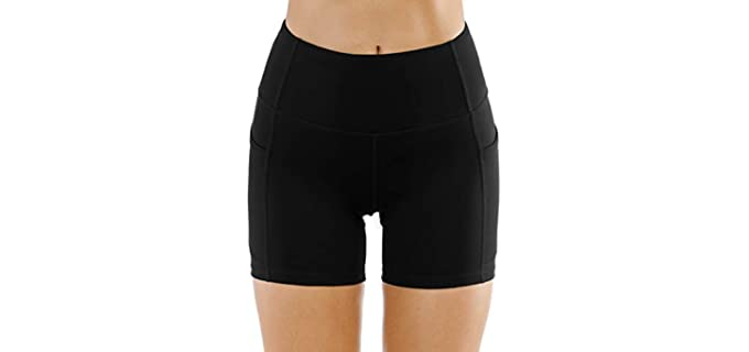 Shorts for hot Yoga