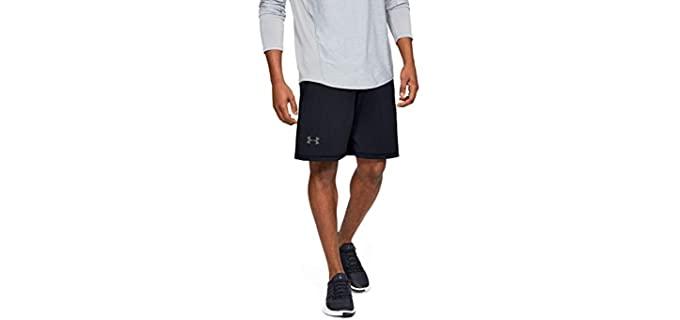 Aunder Armour Men's Raid - Shorts for Gym
