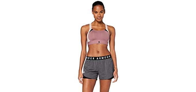 Under Armour Women's Play Up - Gym Shorts
