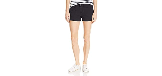 Unionbay Women's Delaney - Shorts for a Muffin Top