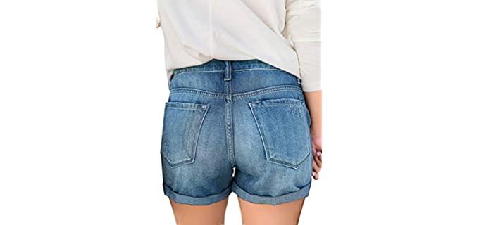 Shorts for Long Legs