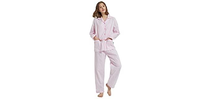 Global Women's Set - Itchy Skin Cotton Pyjamas