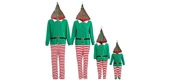 Iffei 's Family - Matching Gift Pyjamas