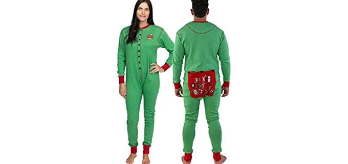 LazyOne Unisex FlapJack - Gift Pyjama