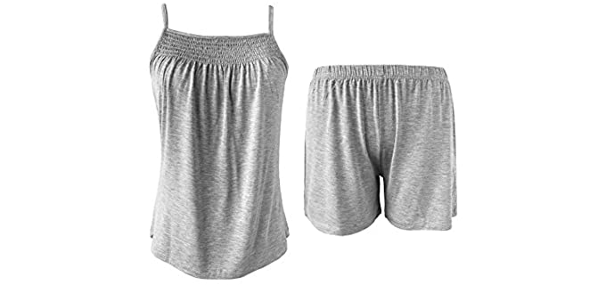 Sleepy Time Women's Bamboo - Pajamas for Night Sweats
