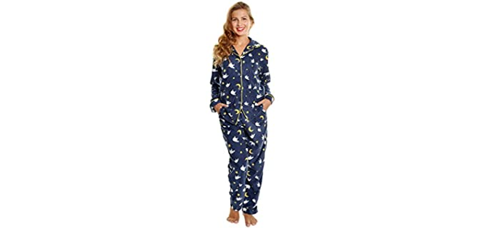Angelina Women's Cozy - Comfortable Pyjamas
