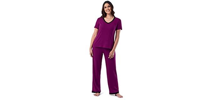 Fruit of the Loom Women's Set - Pyjamas for Comfort