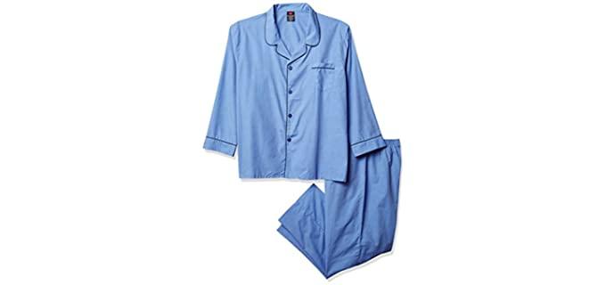 Hanes Men's Plain Weave - Comfortable Pyjamas