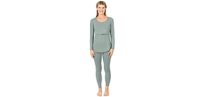 Kindred Braverly Women's Jane - Pajamas for Post Partum