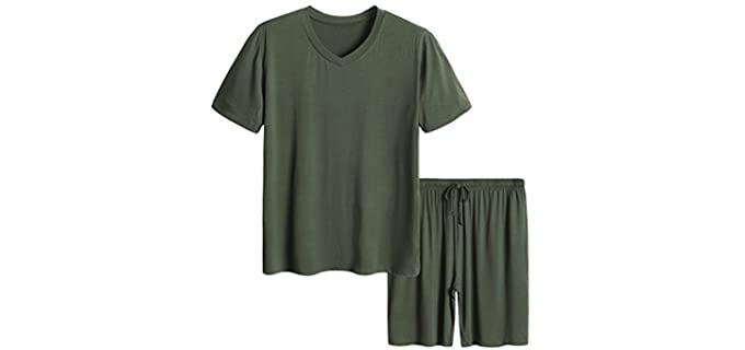 Latuza Men's Short - Pajamas Summer Set
