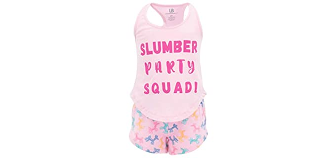 Unique Baby Girl's Birthday - Party of Pajamas